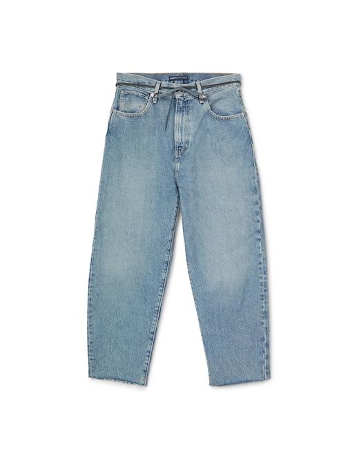 rinascente Levi's Made & Crafted Jeans Barrel a vita alta