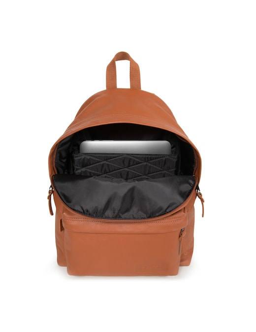 rinascente Eastpak Padded Pak'r Brandy Leather zaino