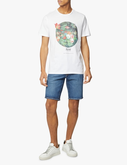 rinascente Levi's Originals 502 denim shorts