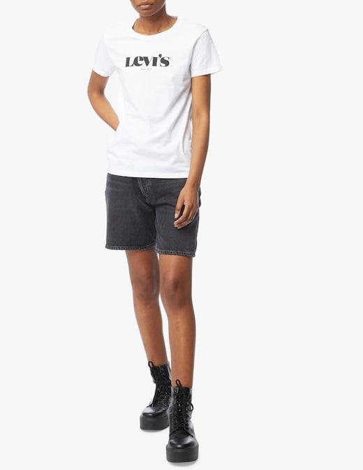 rinascente Levi's T-shirt in cotone con logo vintage