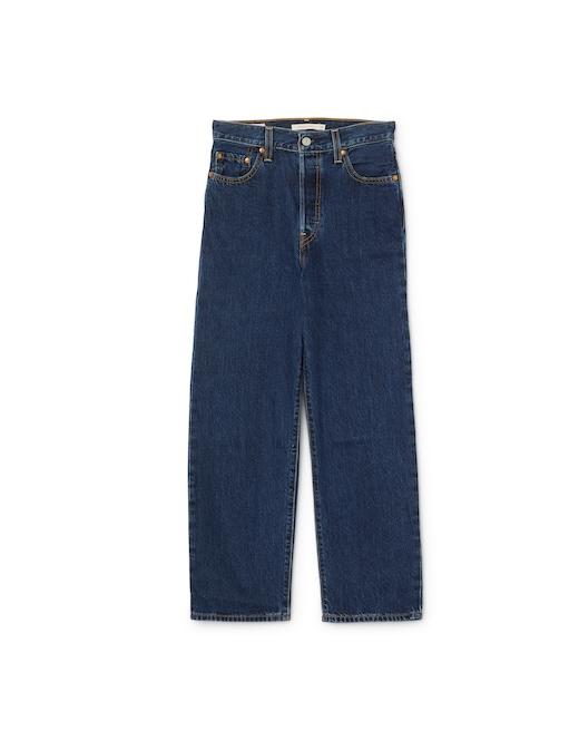 rinascente Levi's Jeans a gamba dritta Ribcage