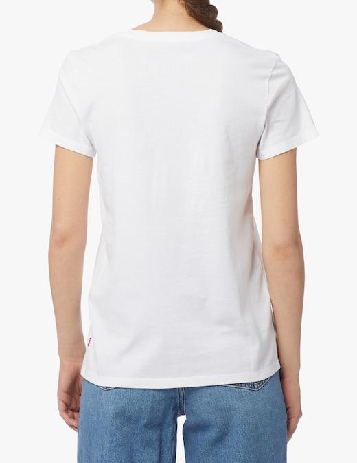 rinascente Levi's Cotton logo t-shirt