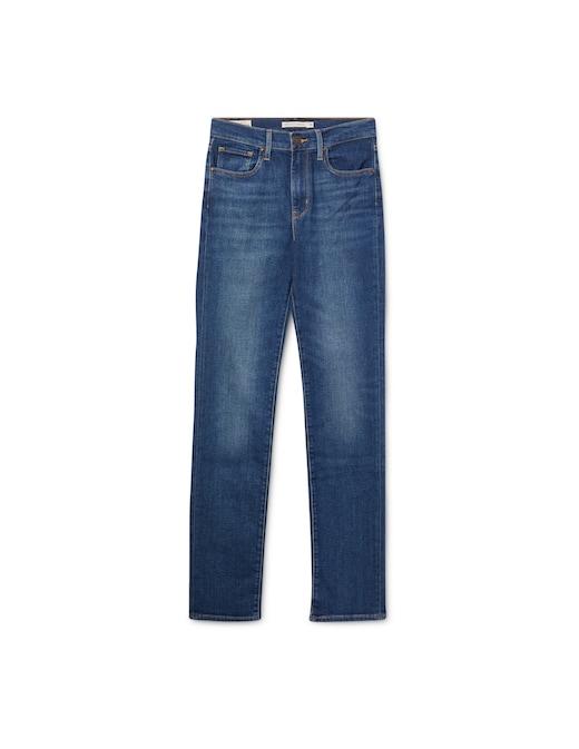 rinascente Levi's Jeans straight a vita alta 724