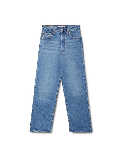 rinascente Levi's High rise Ribcage jeans