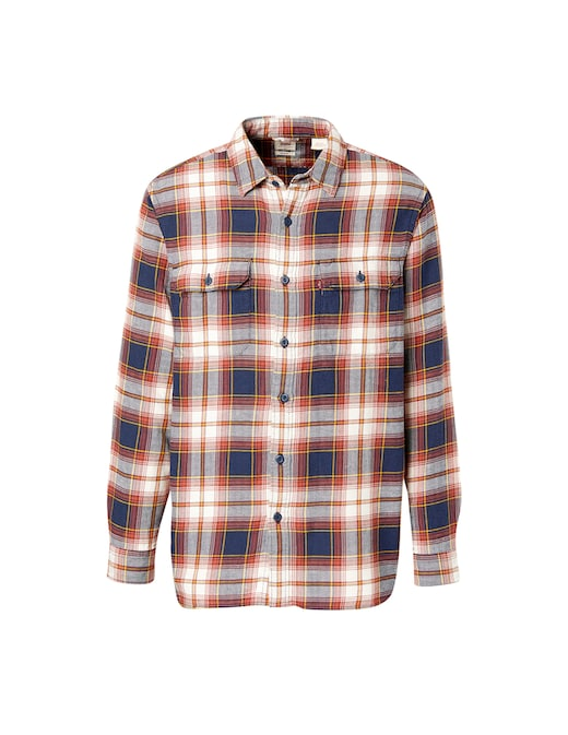 rinascente Levi's Jackson check long sleeve shirt