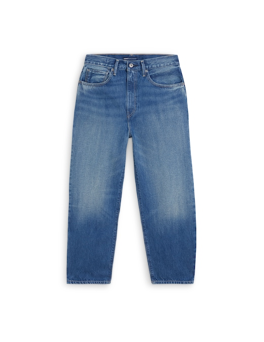 rinascente Levi's Made & Crafted Barrel high rise jeans