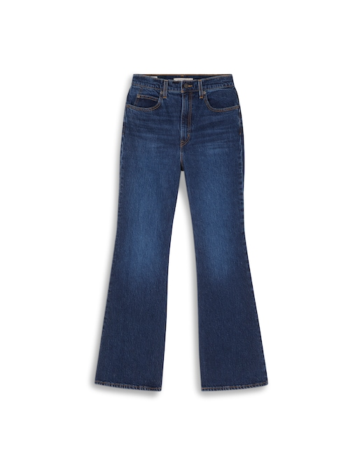 rinascente Levi's High rise flare jeans