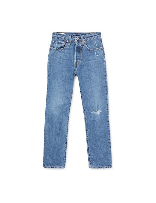 rinascente Levi's 501 straight jeans