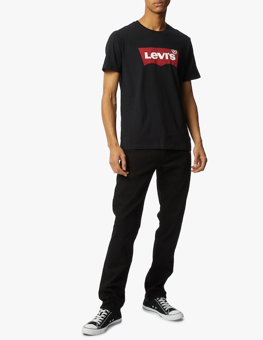 rinascente Levi's Housemark Logo roundneck T-shirt