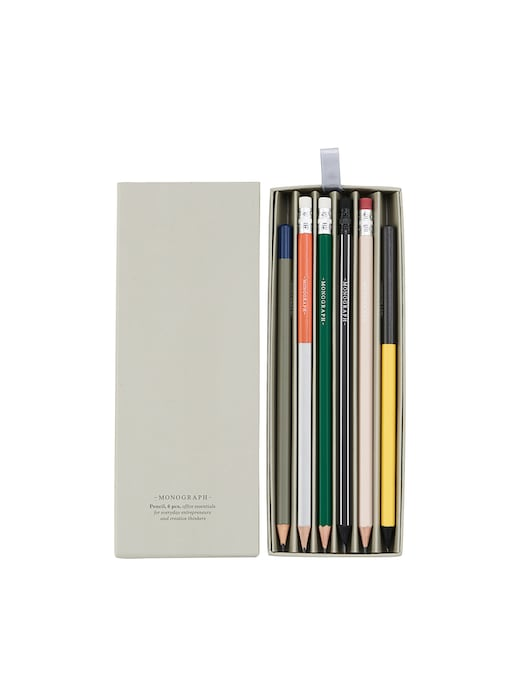 rinascente Monograph Set of pencils