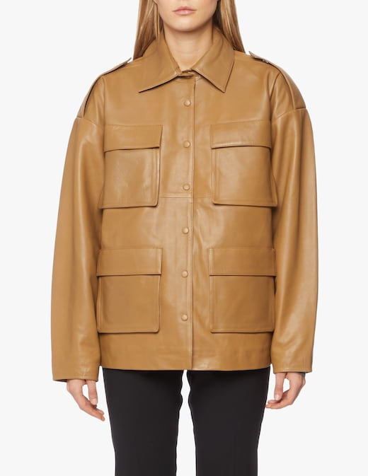 rinascente Remain Leather jacket