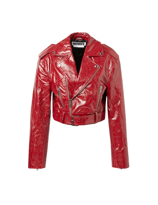 rinascente Rotate Biker jacket Jamie
