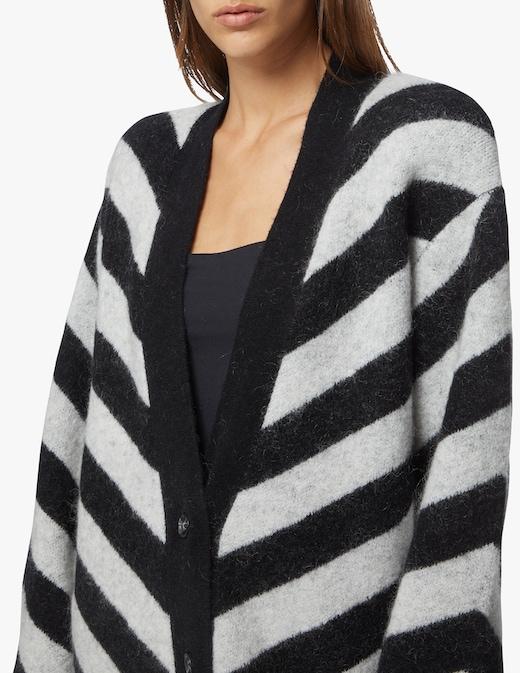 rinascente Rotate Wool blend cardigan Kayana