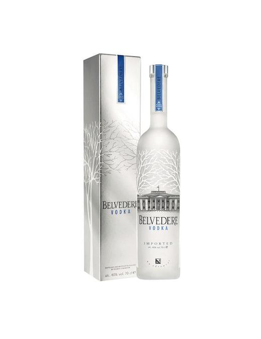 rinascente Belvedere Boxed Vodka package 70cl