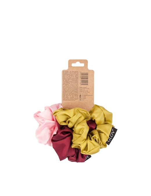 rinascente Glov Pink Scrunchies elastici capelli