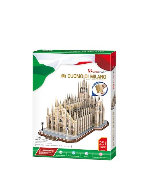 rinascente Cubic Fun Monumenti 3D Duomo di Milano