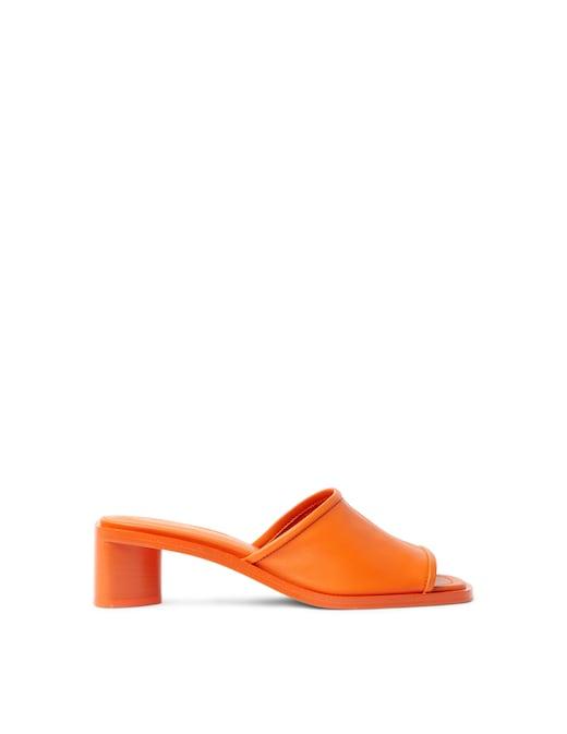 rinascente Acne Studios Slip-on heeled sandals
