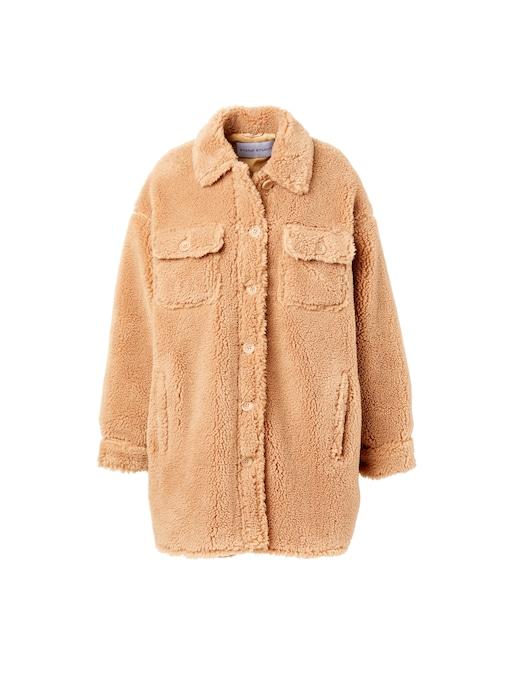 rinascente Stand Studio Faux fur jacket Sabi
