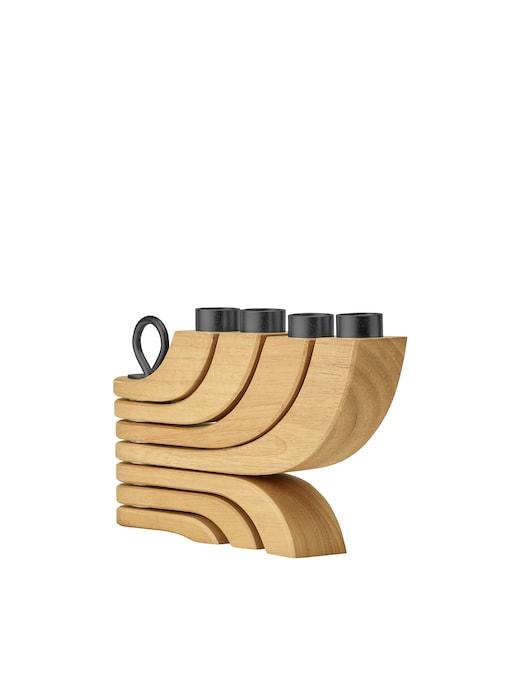 rinascente Design House Stockholm Nordic Light 4 arms candleholder