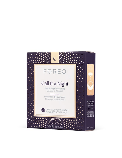 rinascente Foreo Ufo mask call it a night x7