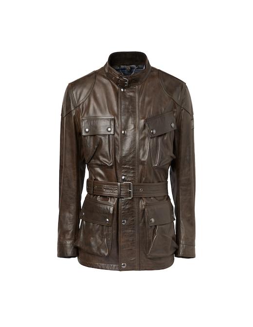rinascente Belstaff Trialmaster panther 2.0 jacket