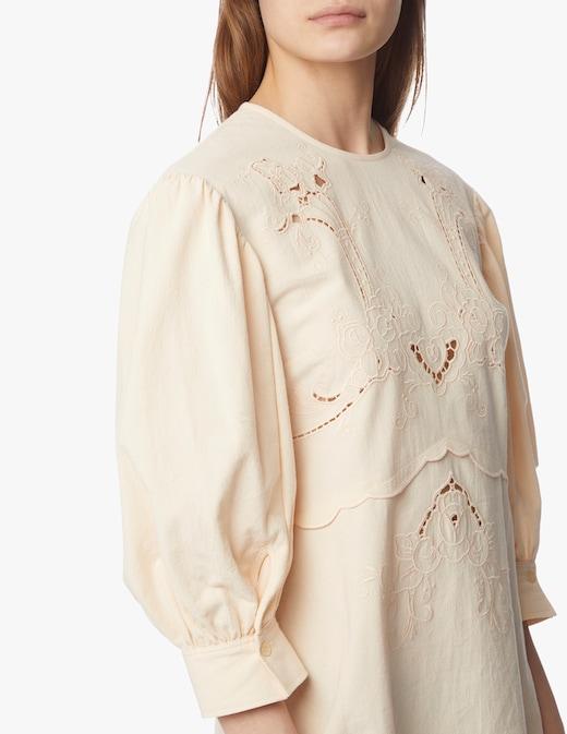 rinascente See By Chloé Vestito mini in cotone