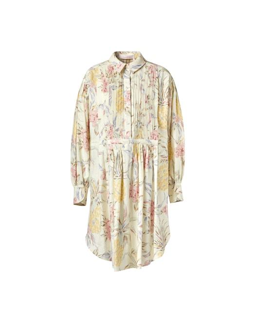 rinascente See By Chloé Printed chemisier dress