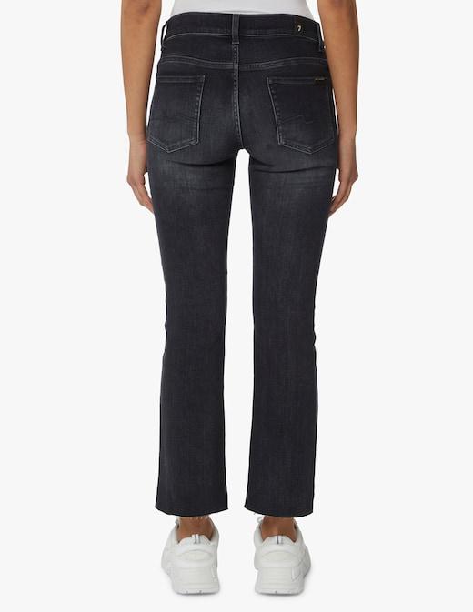rinascente 7 For All Mankind Jeans bootcut a vita media
