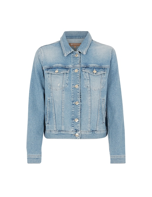 rinascente 7 For All Mankind Giacca di jeans