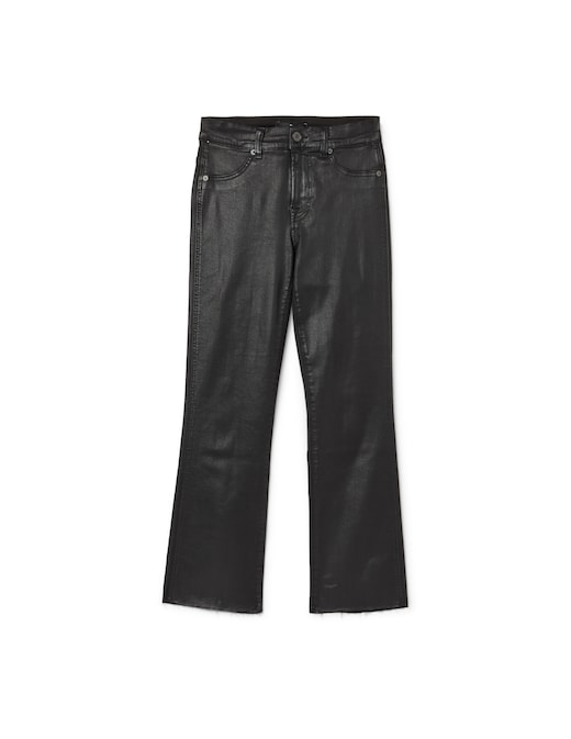 rinascente 7 For All Mankind Cropped trousers Boot