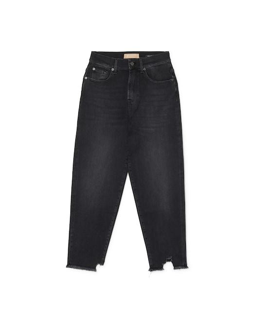 rinascente 7 For All Mankind High rise mom jeans Malia