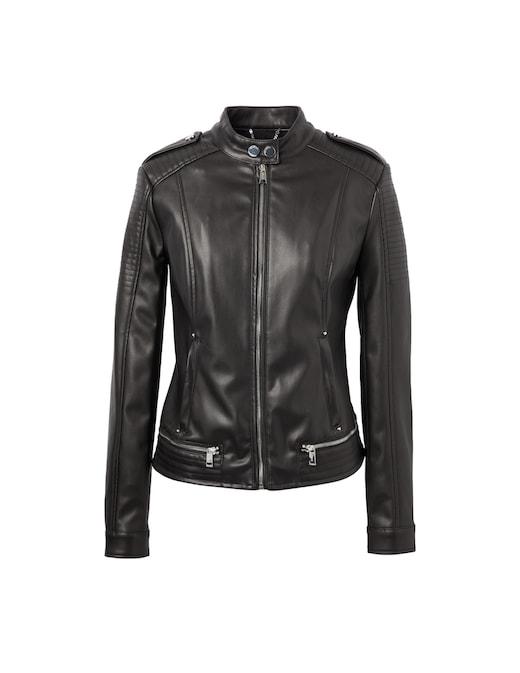 rinascente Guess Jeans Biker jacket