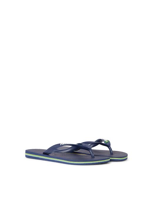 rinascente Havaianas Brasil logo flip-flops