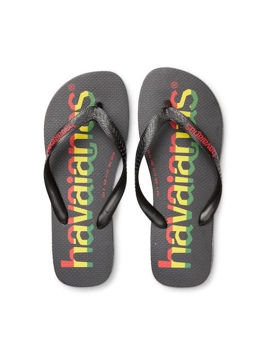 rinascente Havaianas Infradito top logo-mania