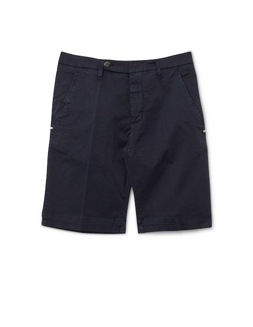 rinascente Entre Amis Pantalone corto chino in cotone
