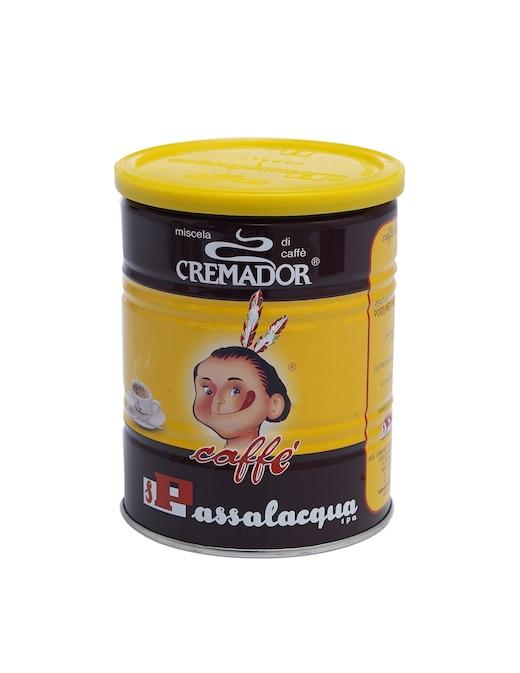 rinascente Passalacqua Cremador grinded tin 250 gr Coffee