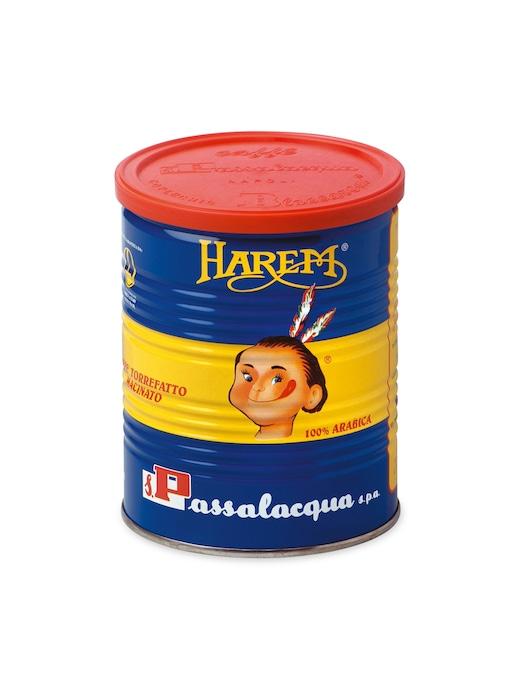 rinascente Passalacqua Harem grinded tin 250 gr Coffee
