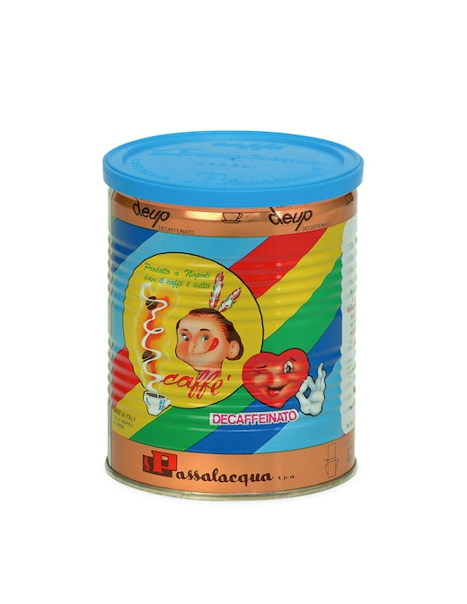 rinascente Passalacqua Deup grinded tin 250 gr Coffee