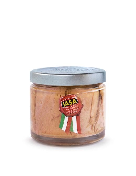 rinascente IASA Bluefin Tuna in olive oil gr.540
