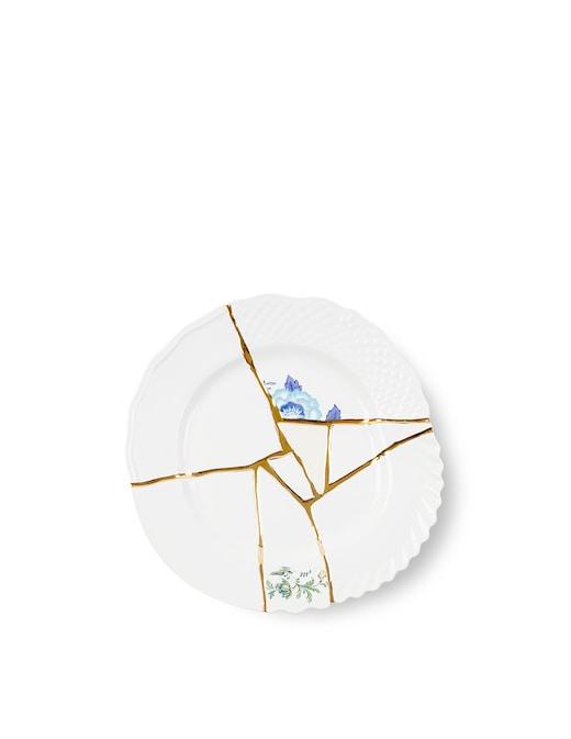 "rinascente Seletti ""Kintsugi-N'3"" Dinner Plate"