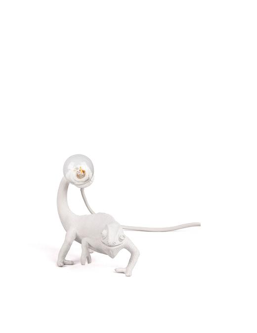 rinascente Seletti Chameleon Lamp - Still Resin Lamp