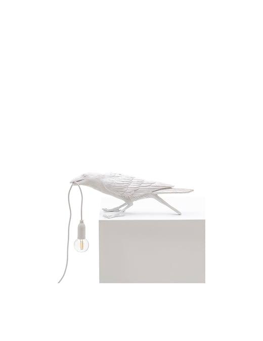 rinascente Seletti Bird Lampada Resin Lampada - Playing White