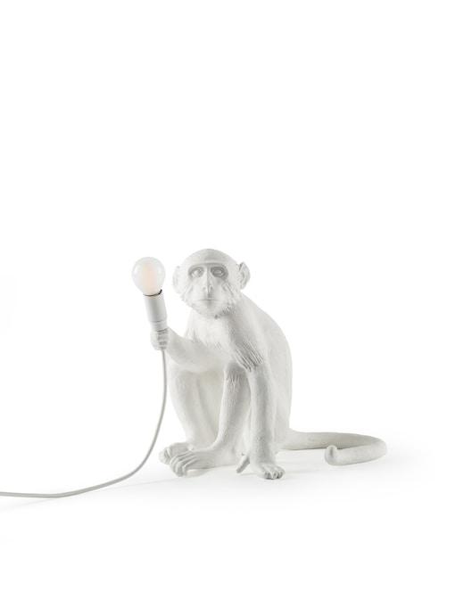 rinascente Seletti Lampada Monkey - Seduta