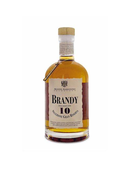 rinascente Monte Sabotino Brandy Gran Riserva 10 anni