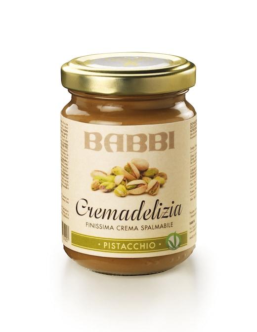 rinascente Babbi Cremadelizia Pistacchio 150 gr.