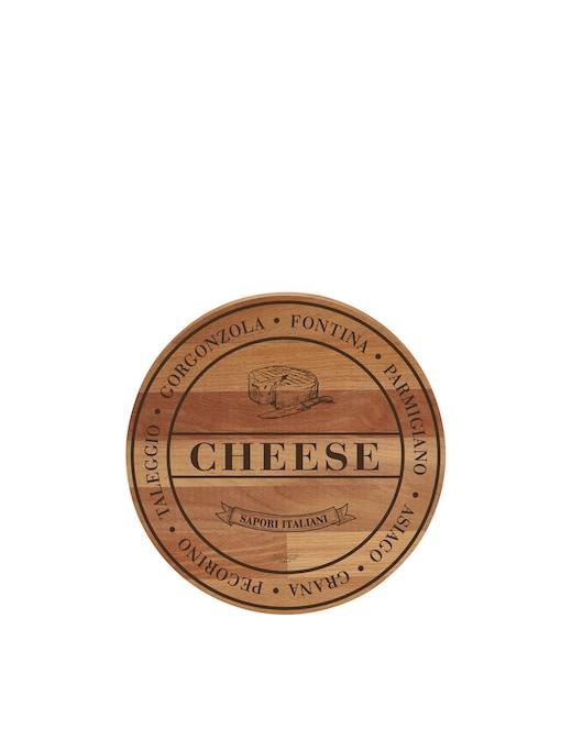 rinascente Bisetti Cheese, Cutting Board