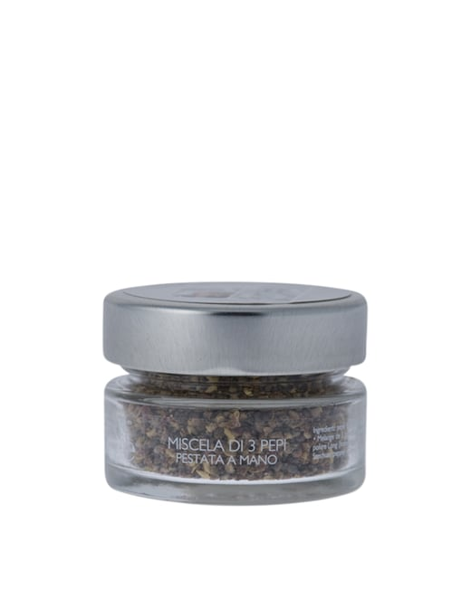 rinascente Galateo & Friends 3 Pepper mixture crushed by hand 30 g