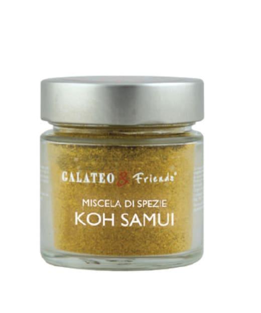 rinascente Galateo & Friends Spice mixture Medium,Eastern inspiration 95g