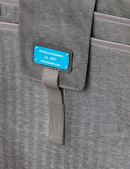 rinascente Piquadro Zaino porta computer e porta iPad® con porta bottiglia