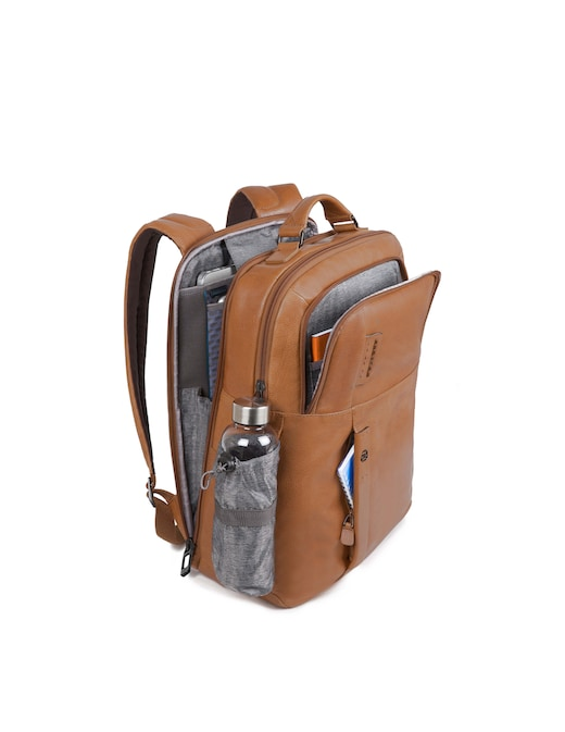 rinascente Piquadro Computer backpack with iPad® and bottle compartment